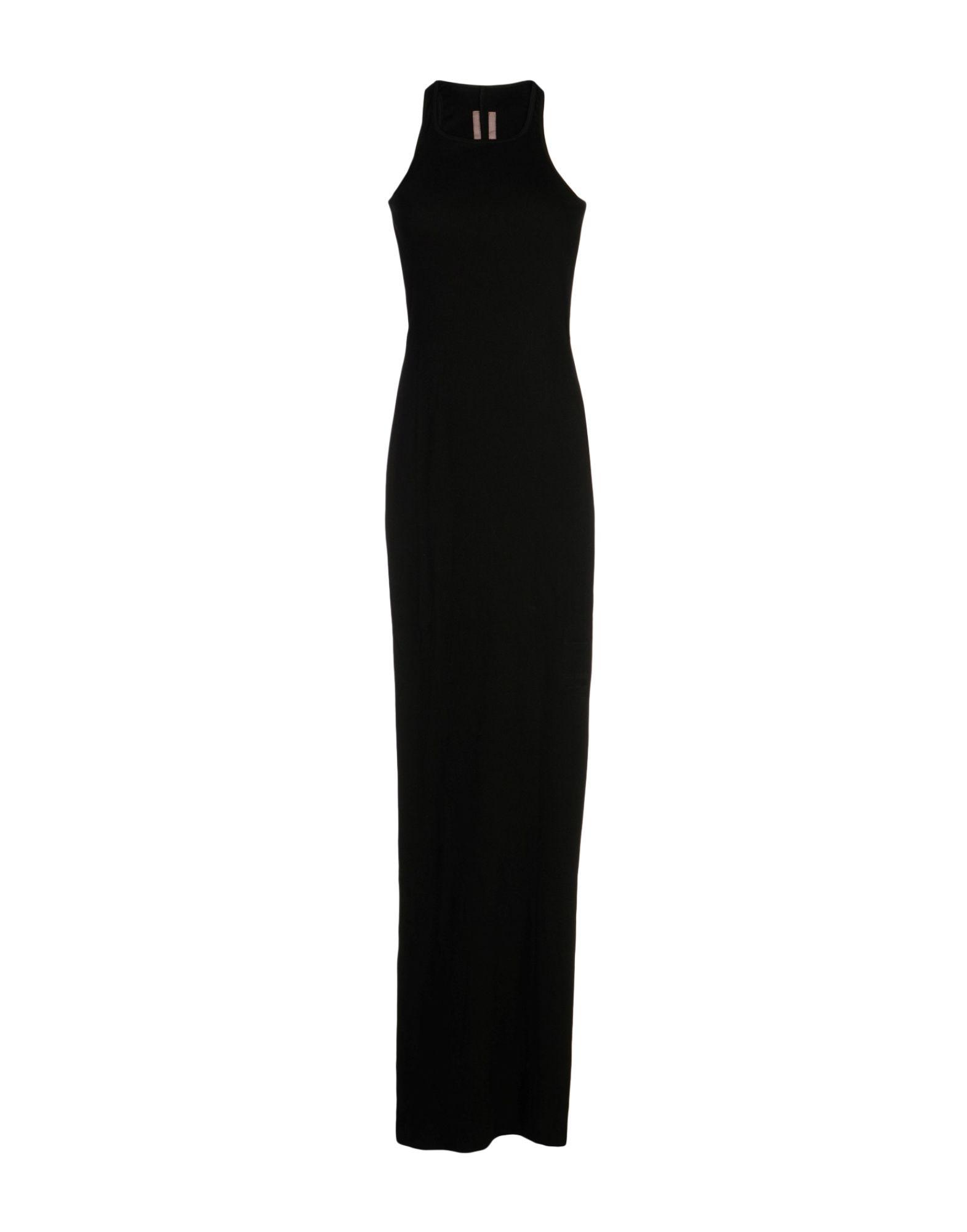 DRKSHDW by RICK OWENS Длинное платье платье 2 в 1 quelle rick cardona by heine 34823