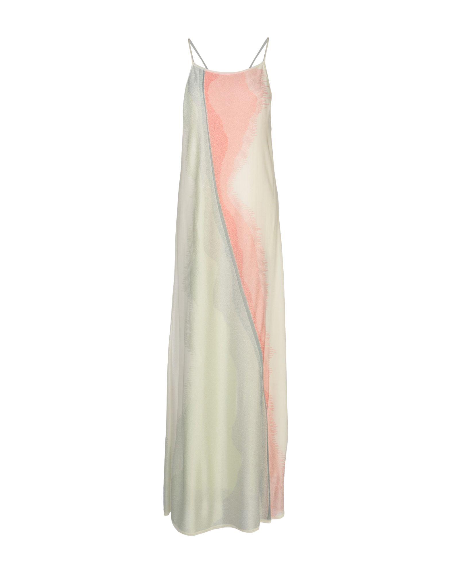 GENTRYPORTOFINO Длинное платье