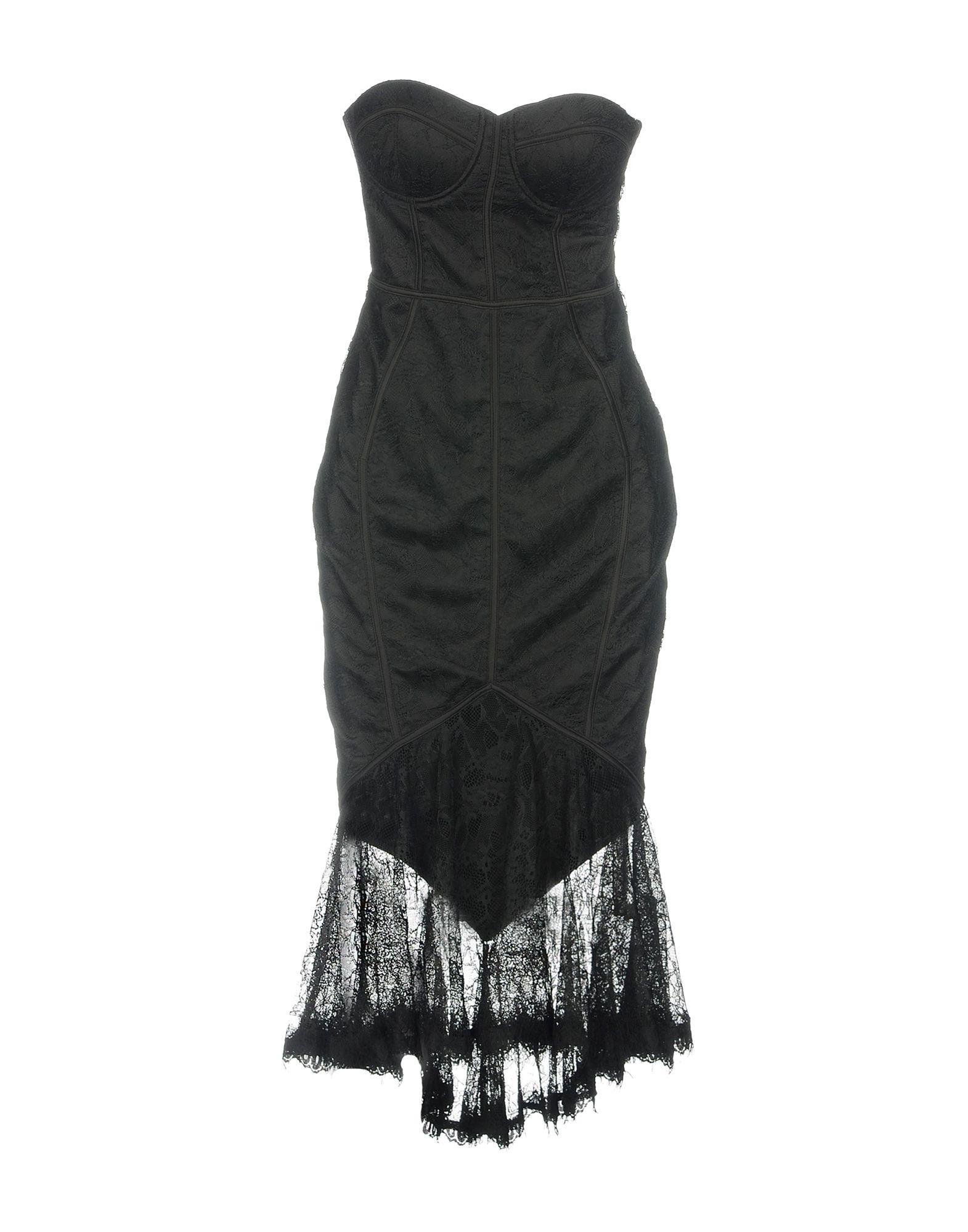MISHA Платье до колена