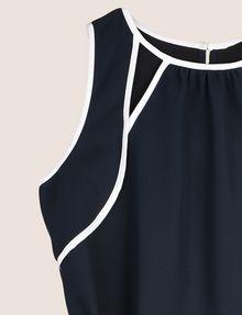 ARMANI EXCHANGE GIRLS SEAM DETAIL SWING DRESS Mini dress Woman d