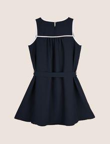 ARMANI EXCHANGE GIRLS SEAM DETAIL SWING DRESS Mini dress Woman r