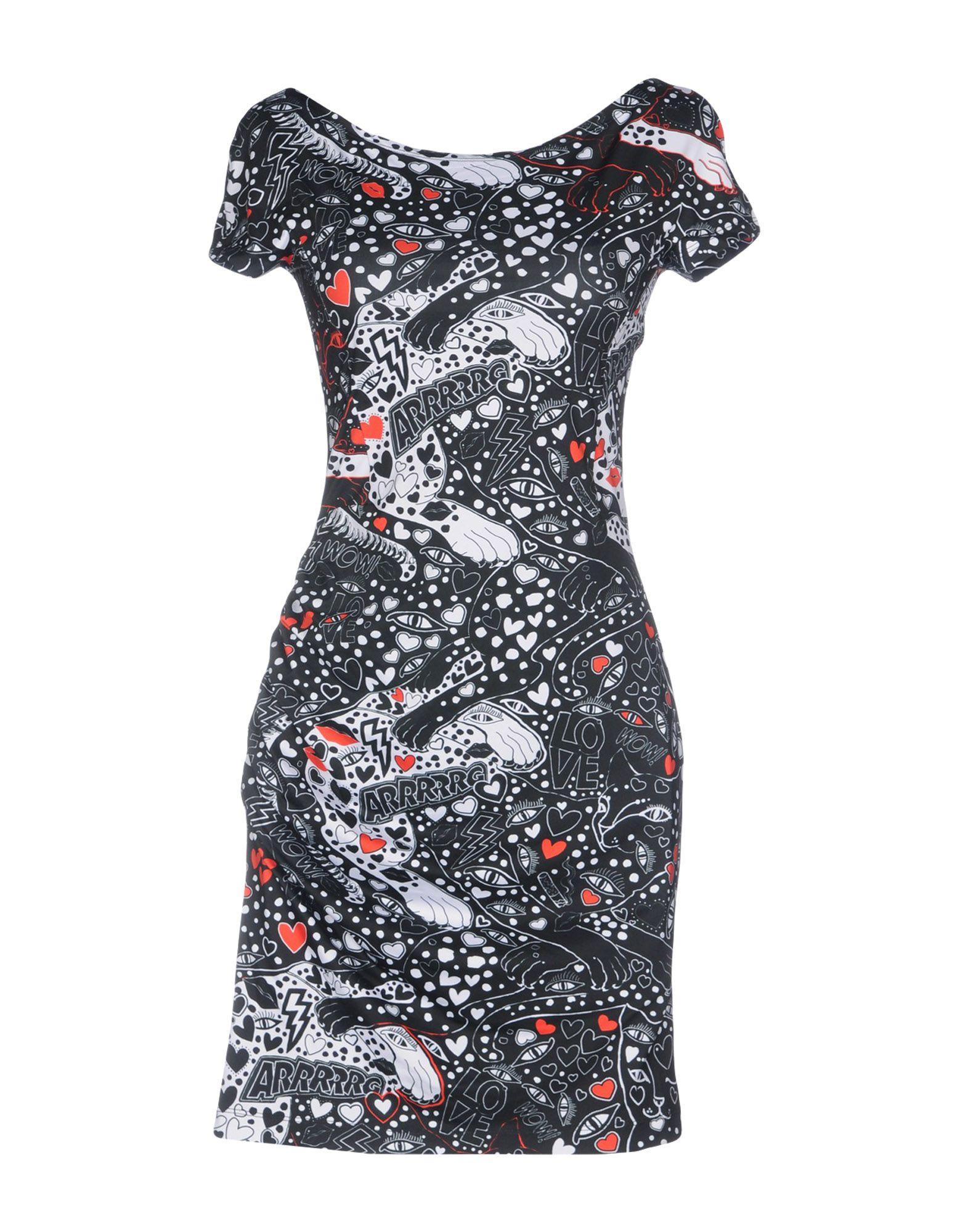 JUST CAVALLI Короткое платье мфу лазерное samsung sl c480