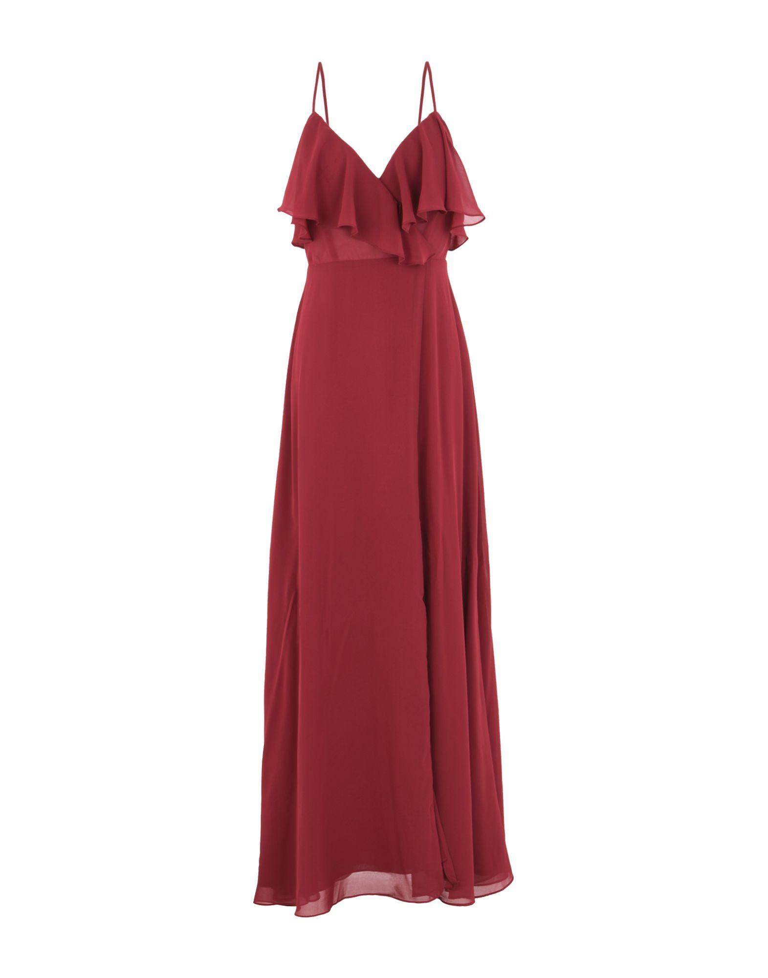 TD TRUE DECADENCE Длинное платье платье короткое спереди длинное сзади летнее