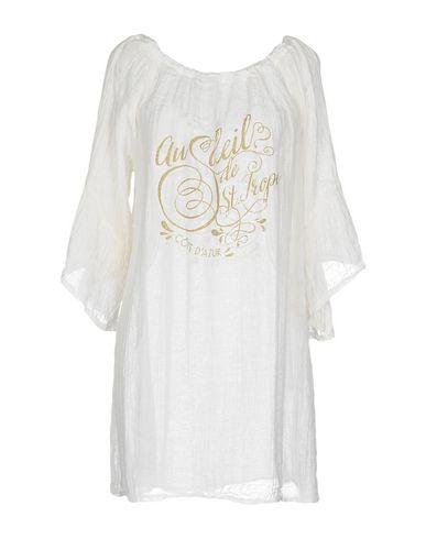 Короткое платье от AU SOLEIL DE SAINT TROPEZ