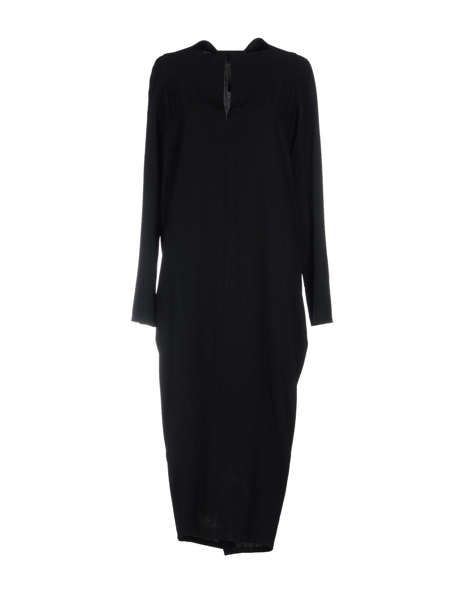 RICK OWENS Платье длиной 3/4 lisa corti платье длиной 3 4