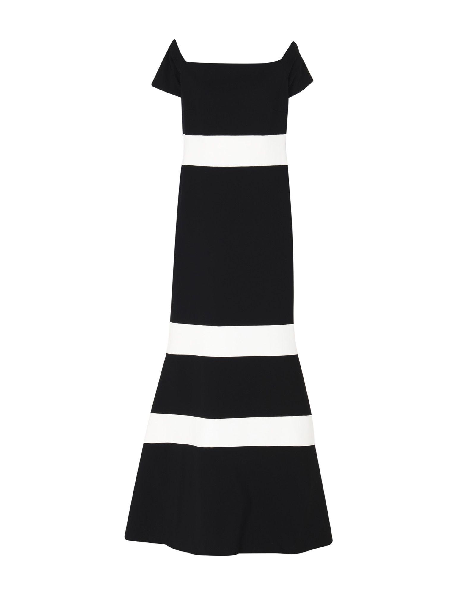 CHIARA BONI Long Dress in Black