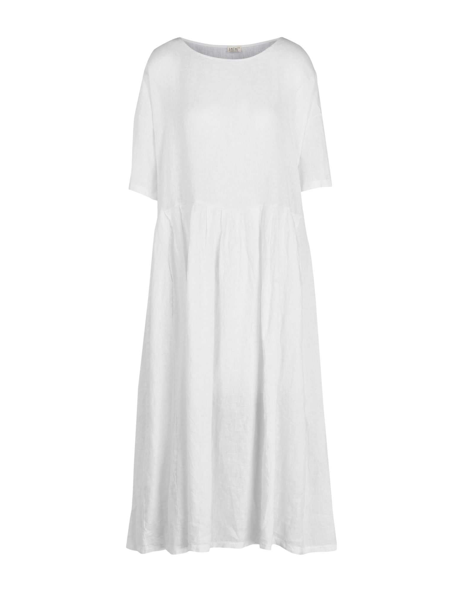 BOÈME® Платье длиной 3/4 lisa corti платье длиной 3 4