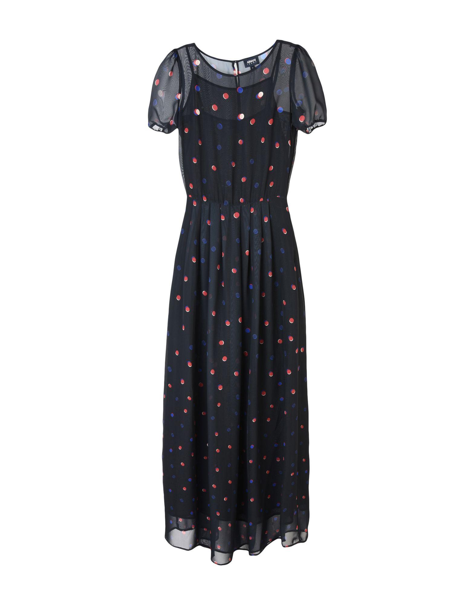 ARMANI JEANS Длинное платье