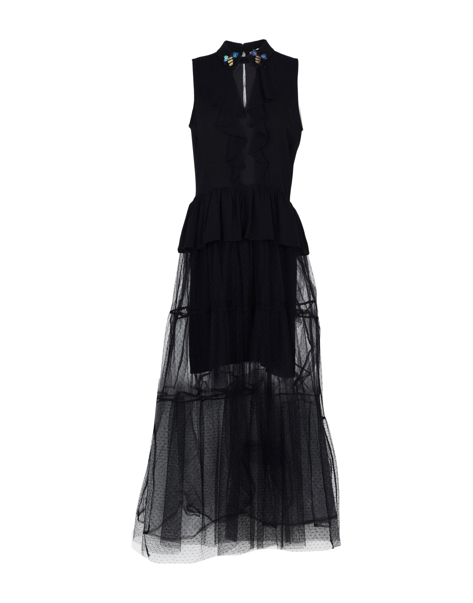 JE SUIS LE FLEUR Длинное платье