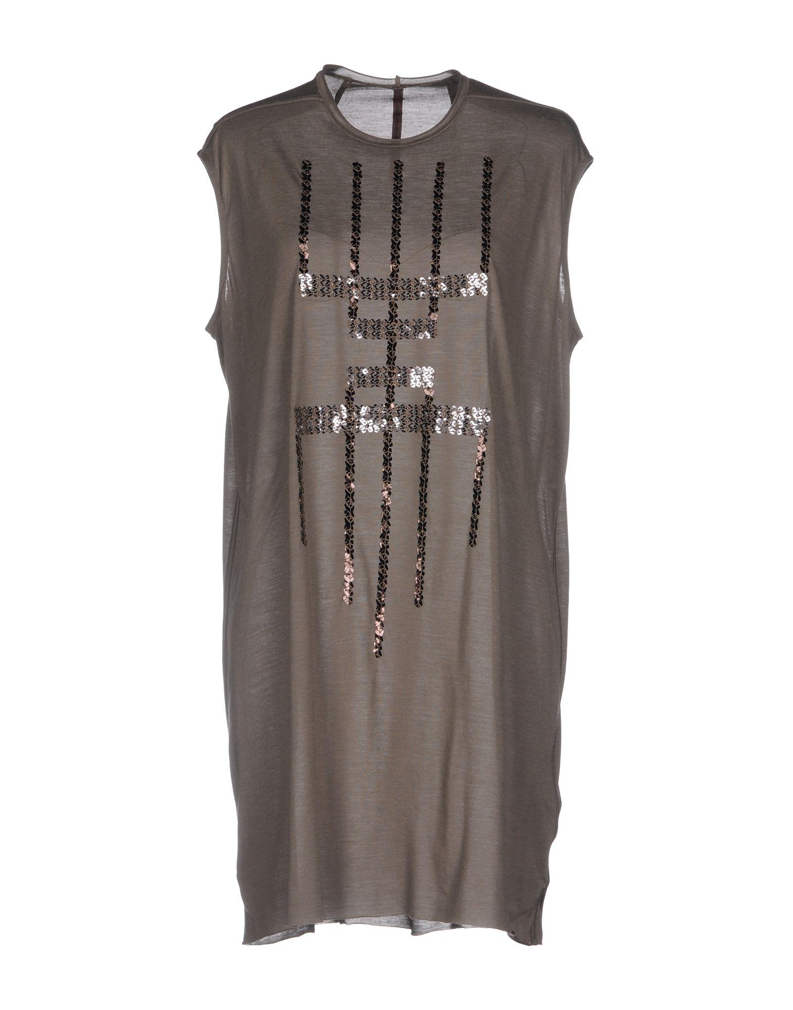 RICK OWENS LILIES Короткое платье недорго, оригинальная цена