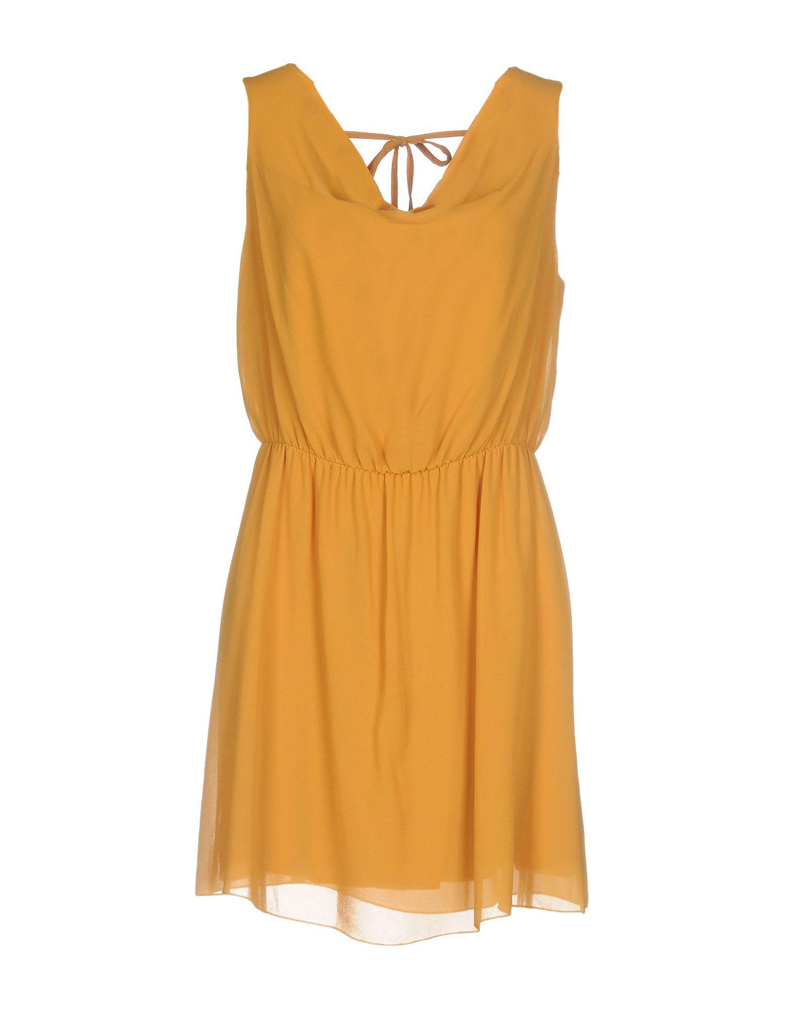 GOA GOA Короткое платье цены онлайн