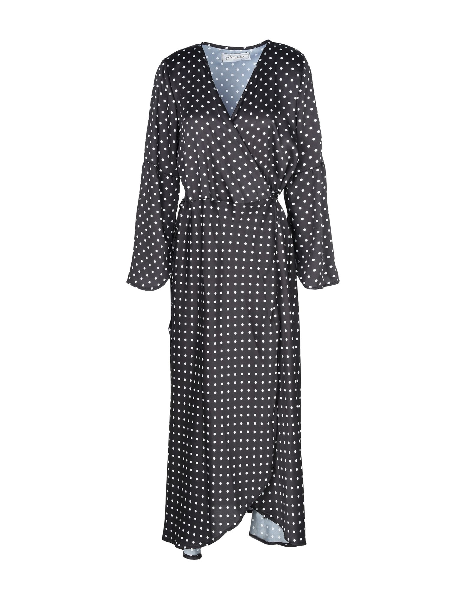 GIULIETTE BROWN Платье длиной 3/4 платье 3 в 1