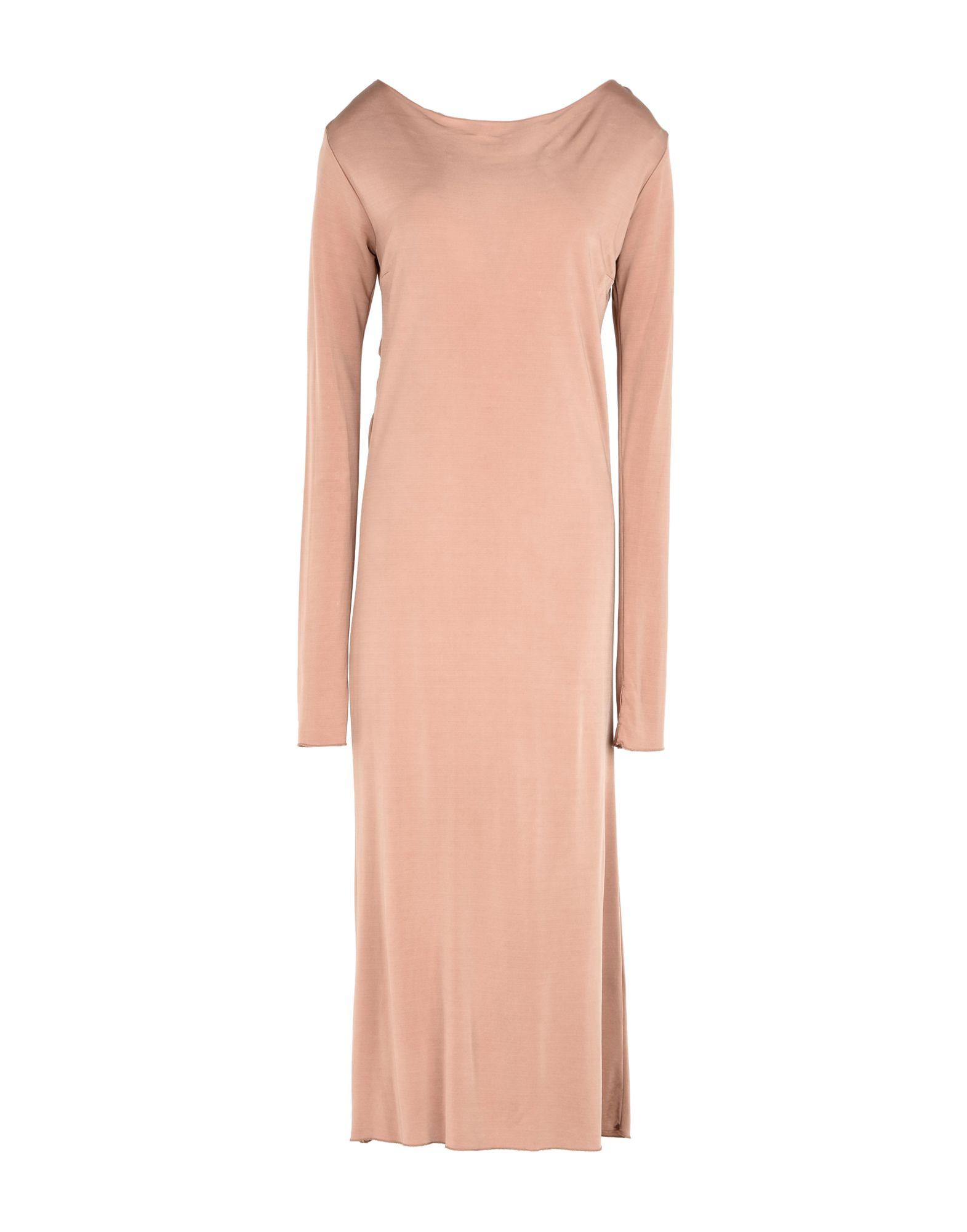 ANDREA YA' AQOV Платье длиной 3/4 женское платье ya ying m008