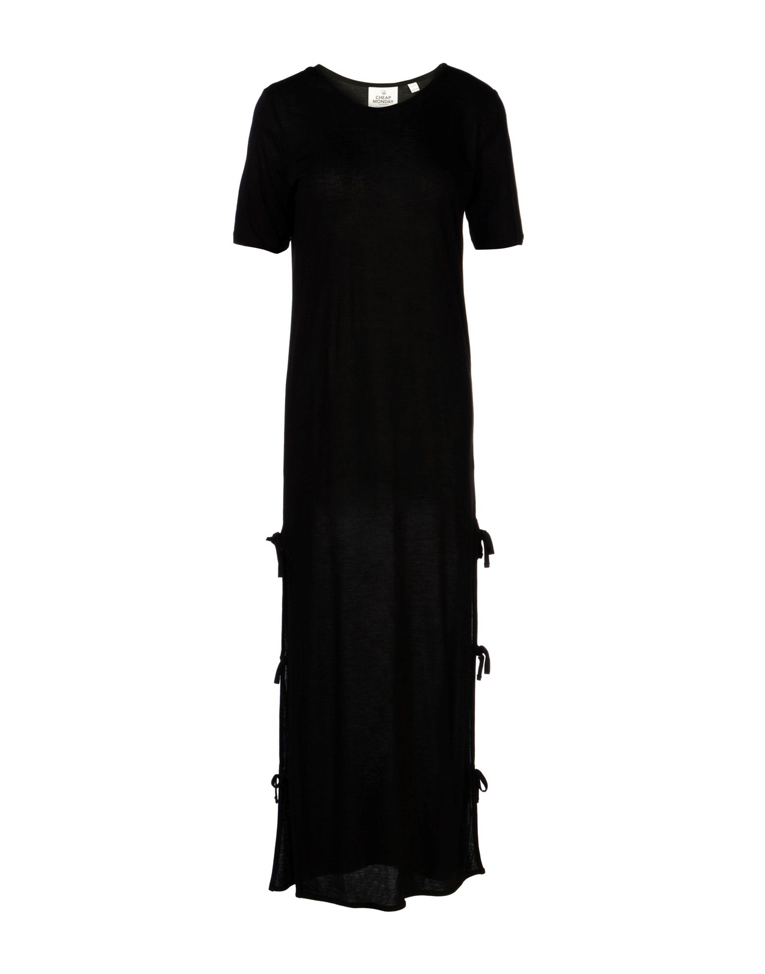 цена CHEAP MONDAY Длинное платье онлайн в 2017 году