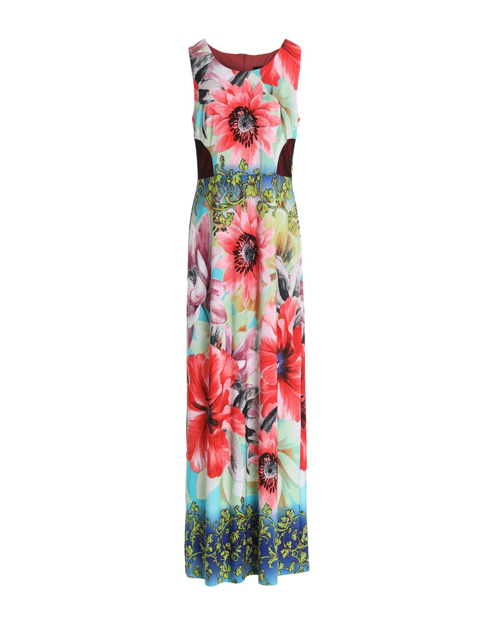 цена FRANK LYMAN Длинное платье онлайн в 2017 году