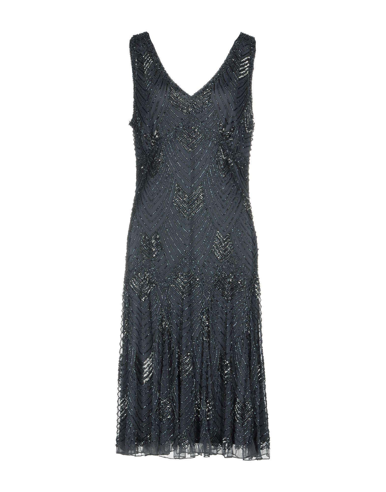 FRANK LYMAN Платье длиной 3/4 lisa corti платье длиной 3 4
