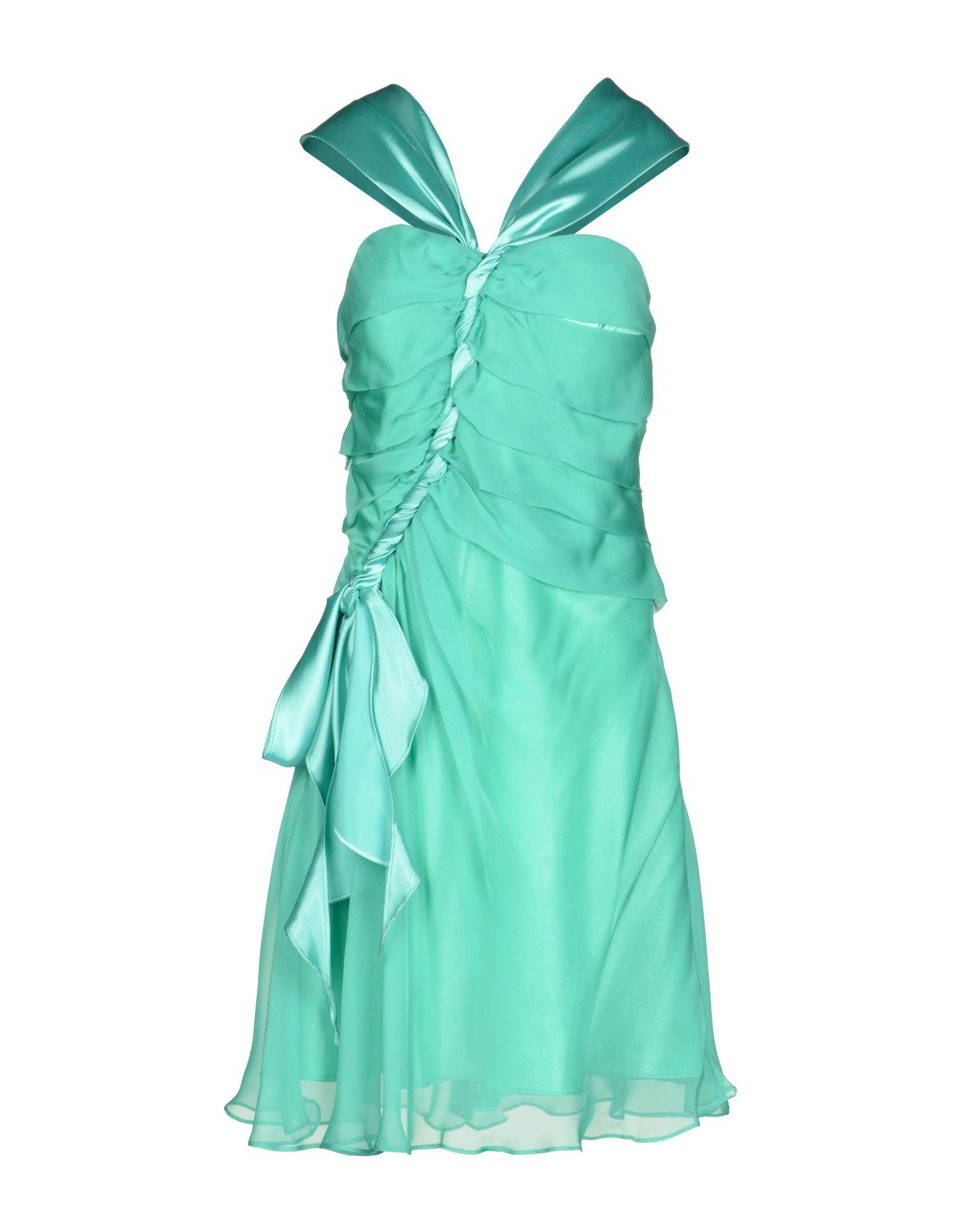 FAYAZI Платье до колена paolo casalini платье до колена