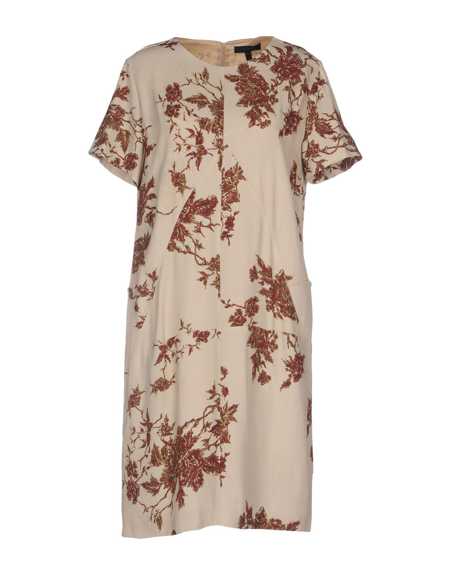 BELSTAFF Короткое платье belstaff платье до колена
