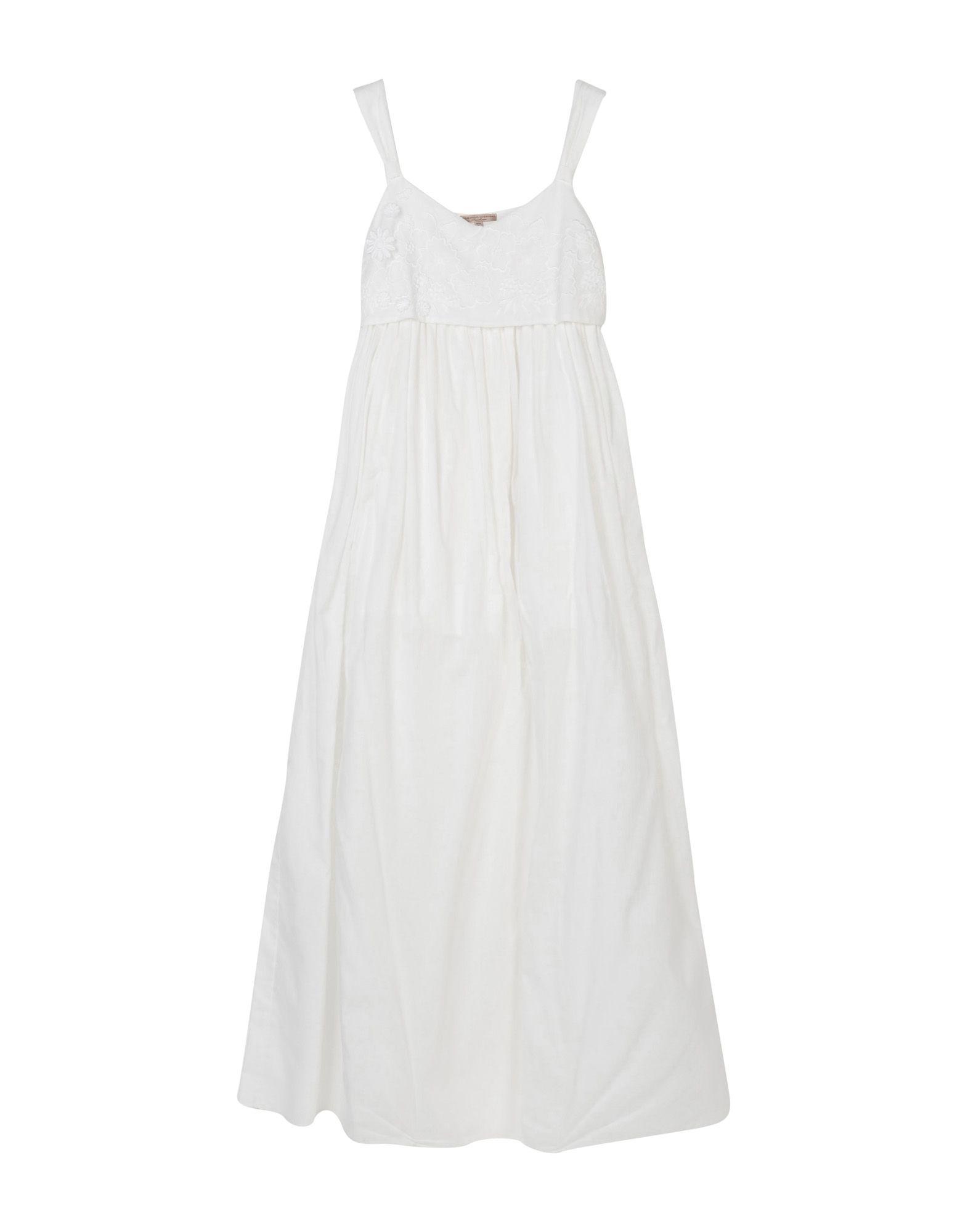 ERMANNO SCERVINO BEACHWEAR Длинное платье купить больное платье в стиле 18 19 века наташа ростова