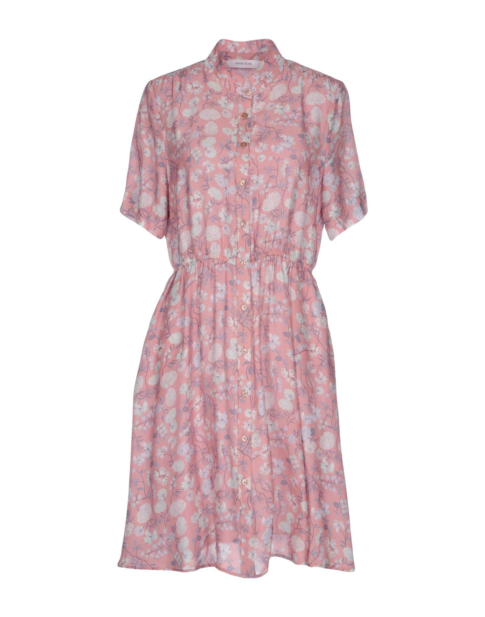ANINE BING Короткое платье anine bing мини юбка