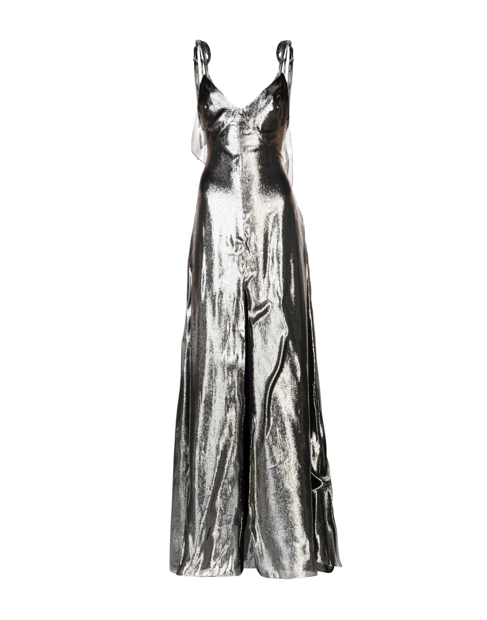 SAINT LAURENT Длинное платье au soleil de saint tropez длинное платье