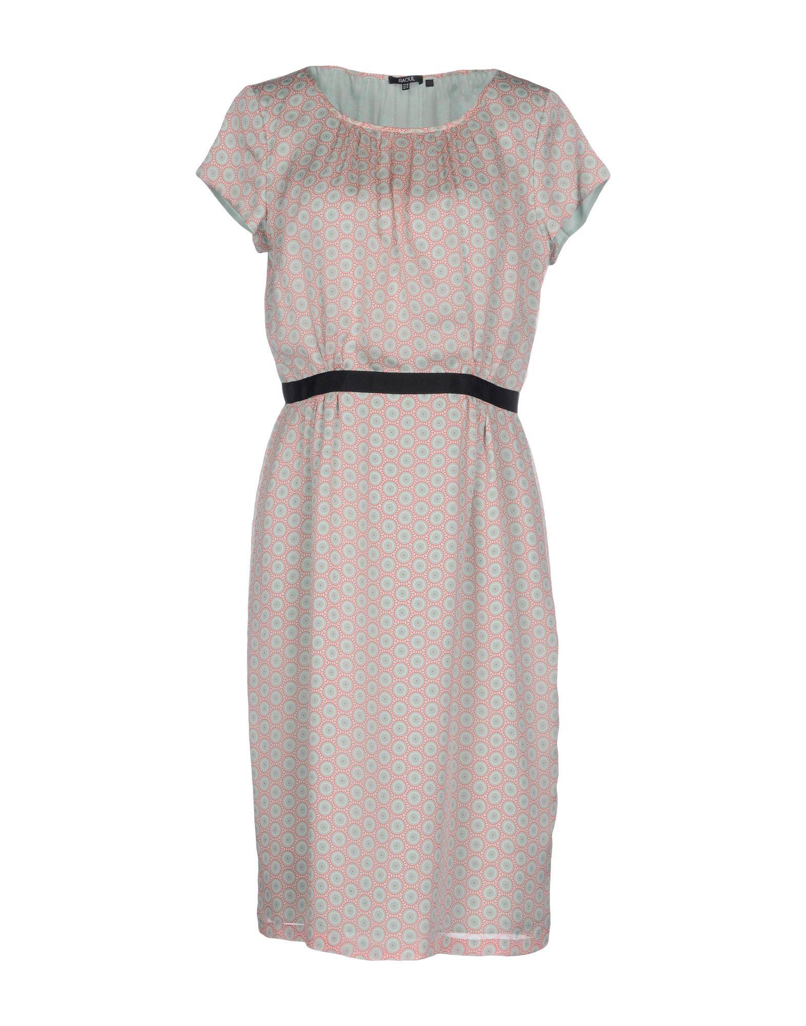 RAOUL Платье до колена цена 2017