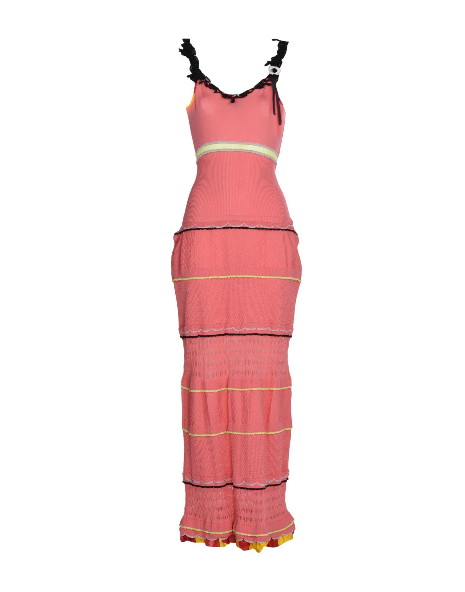 TRICOT CHIC Длинное платье