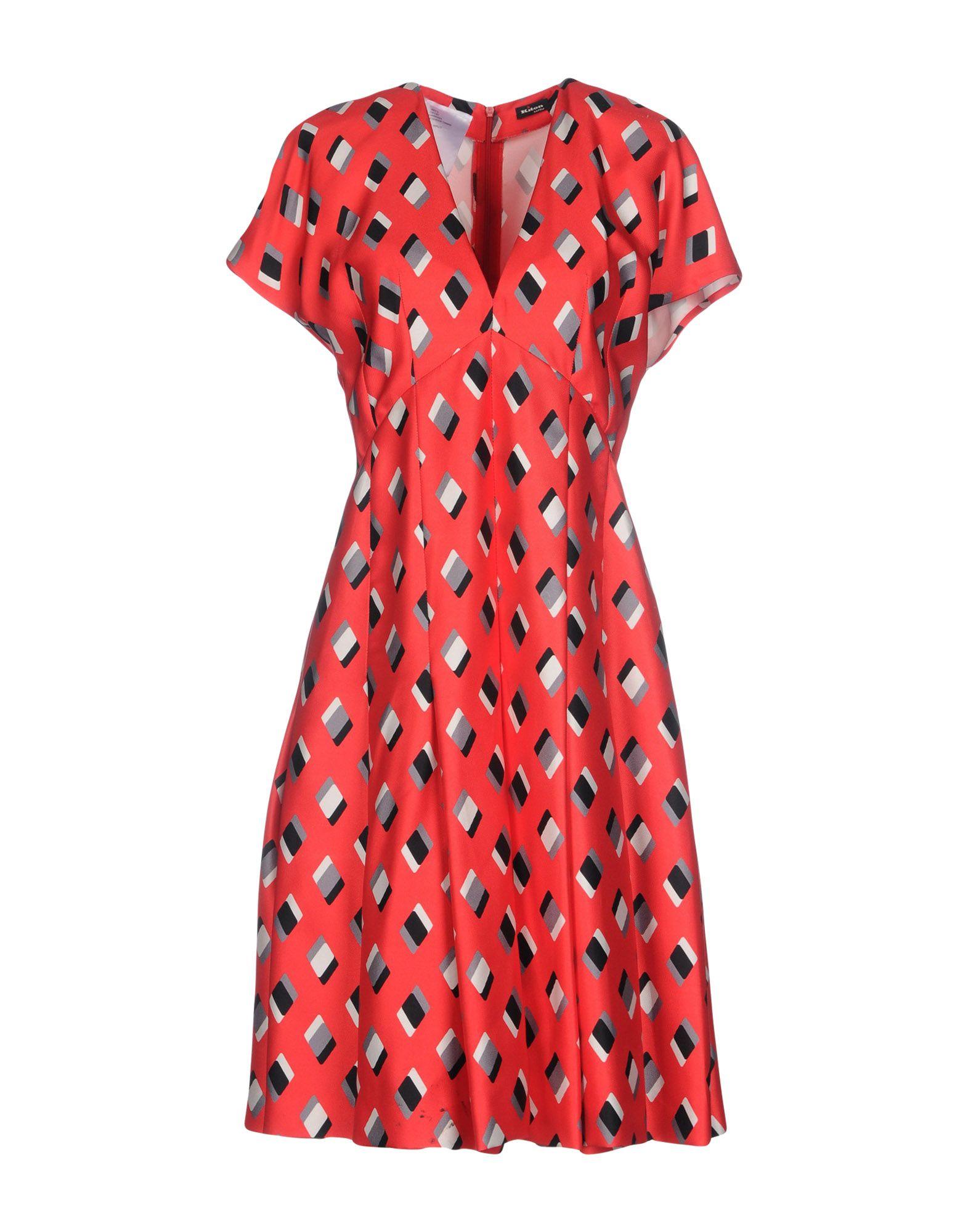 KITON Платье до колена