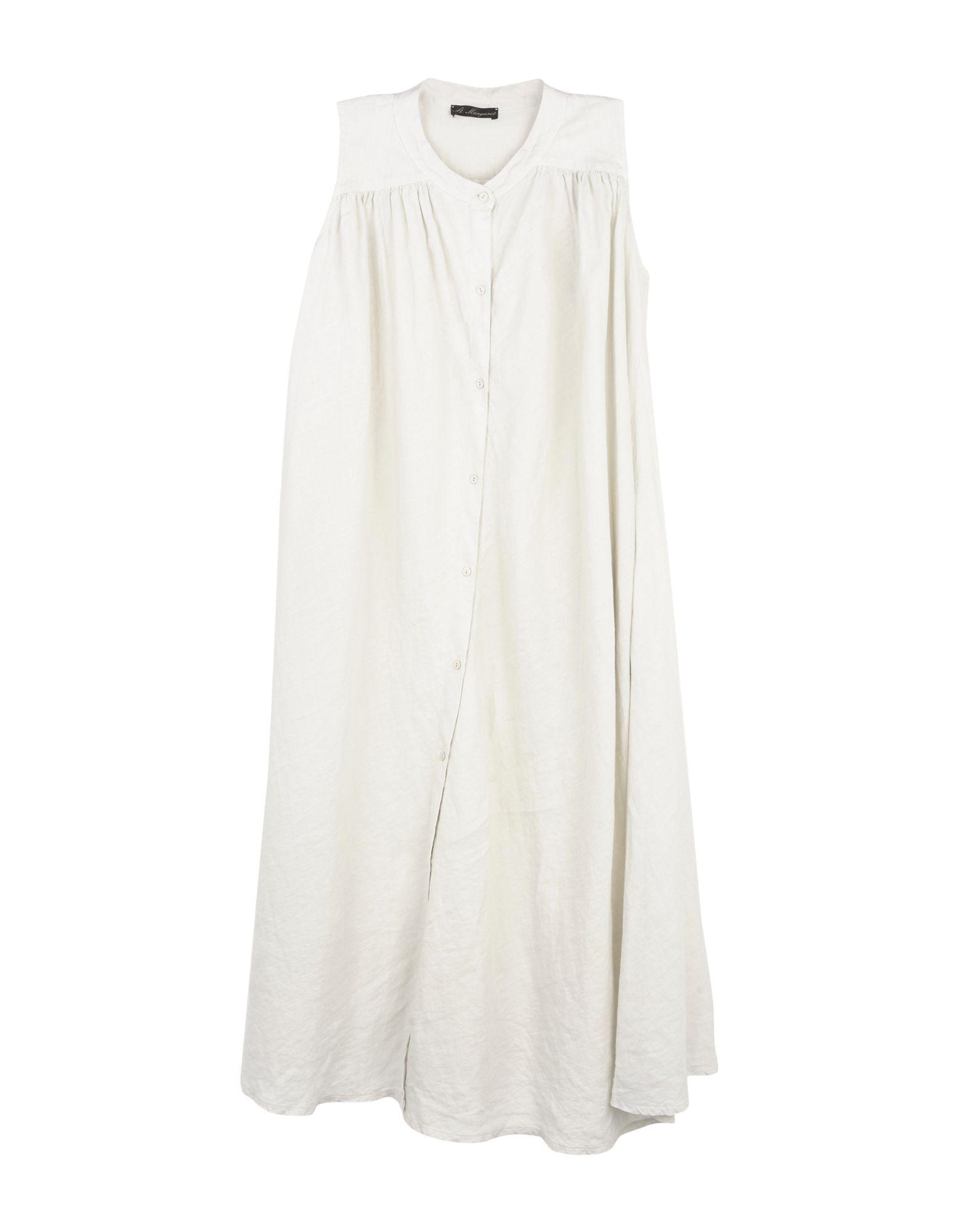 ST. MARGARET Платье длиной 3/4 tenax платье длиной 3 4