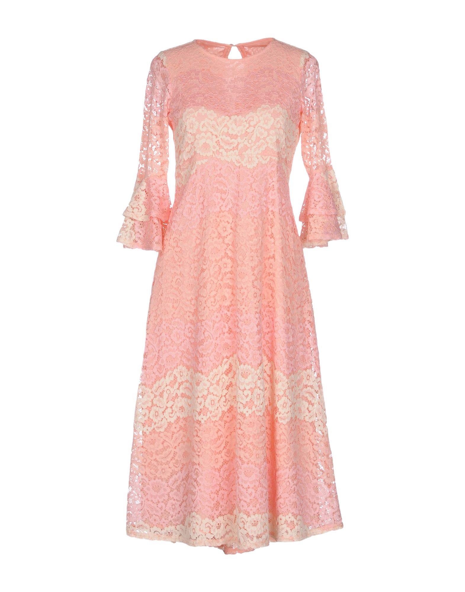 TRAFFIC PEOPLE Платье длиной 3/4 lisa corti платье длиной 3 4