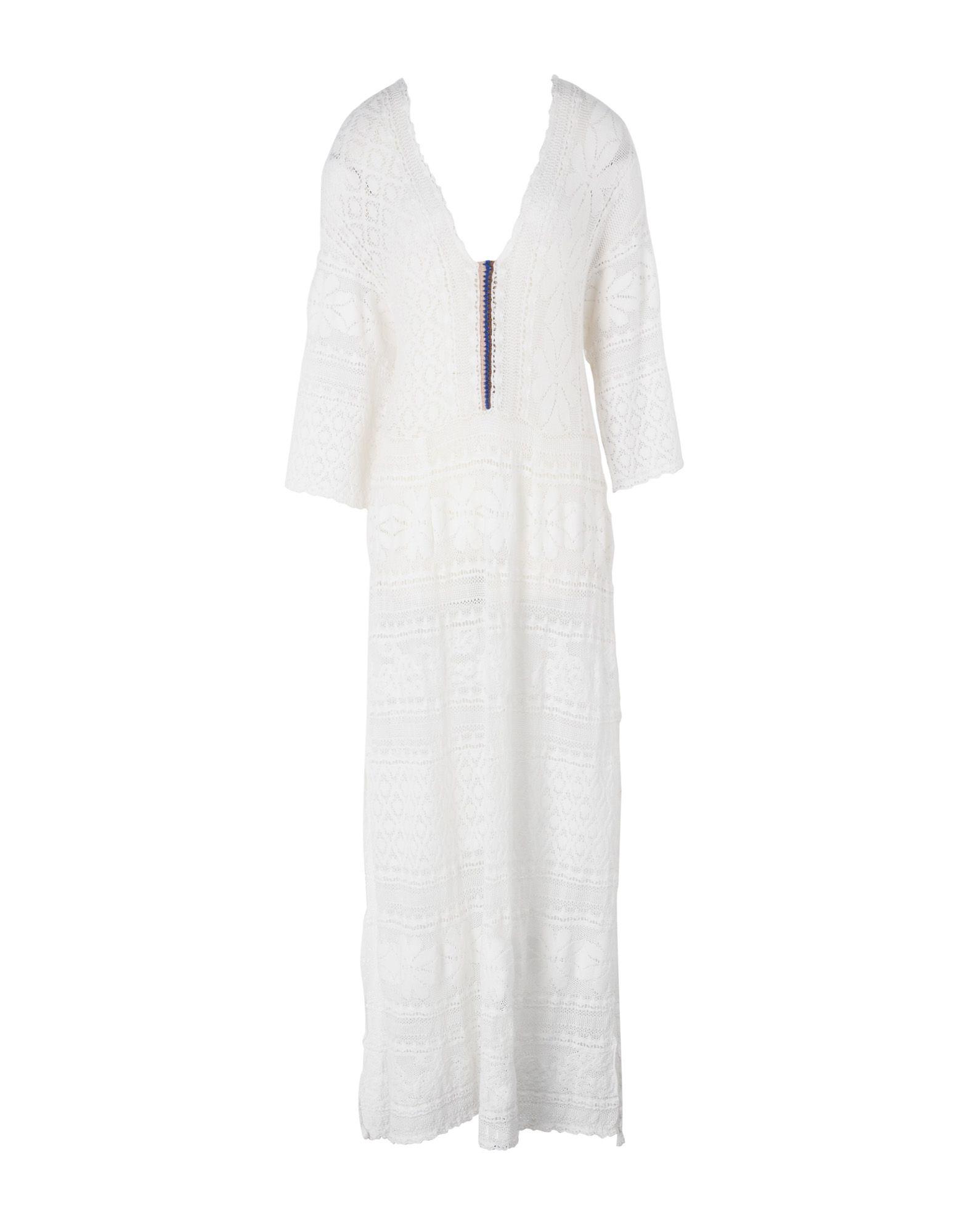 цена CIRCUS HOTEL Длинное платье онлайн в 2017 году