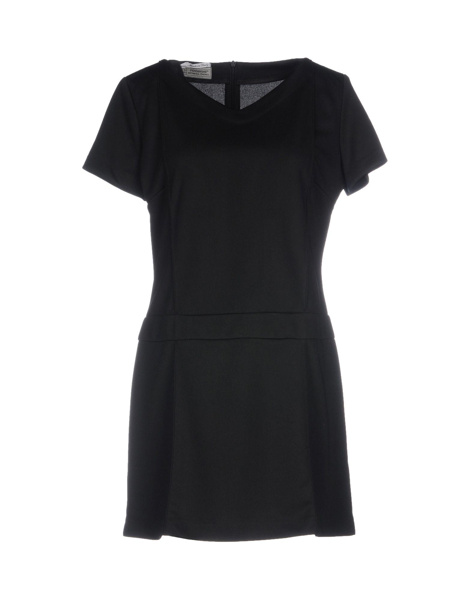 FENDISSIME Короткое платье