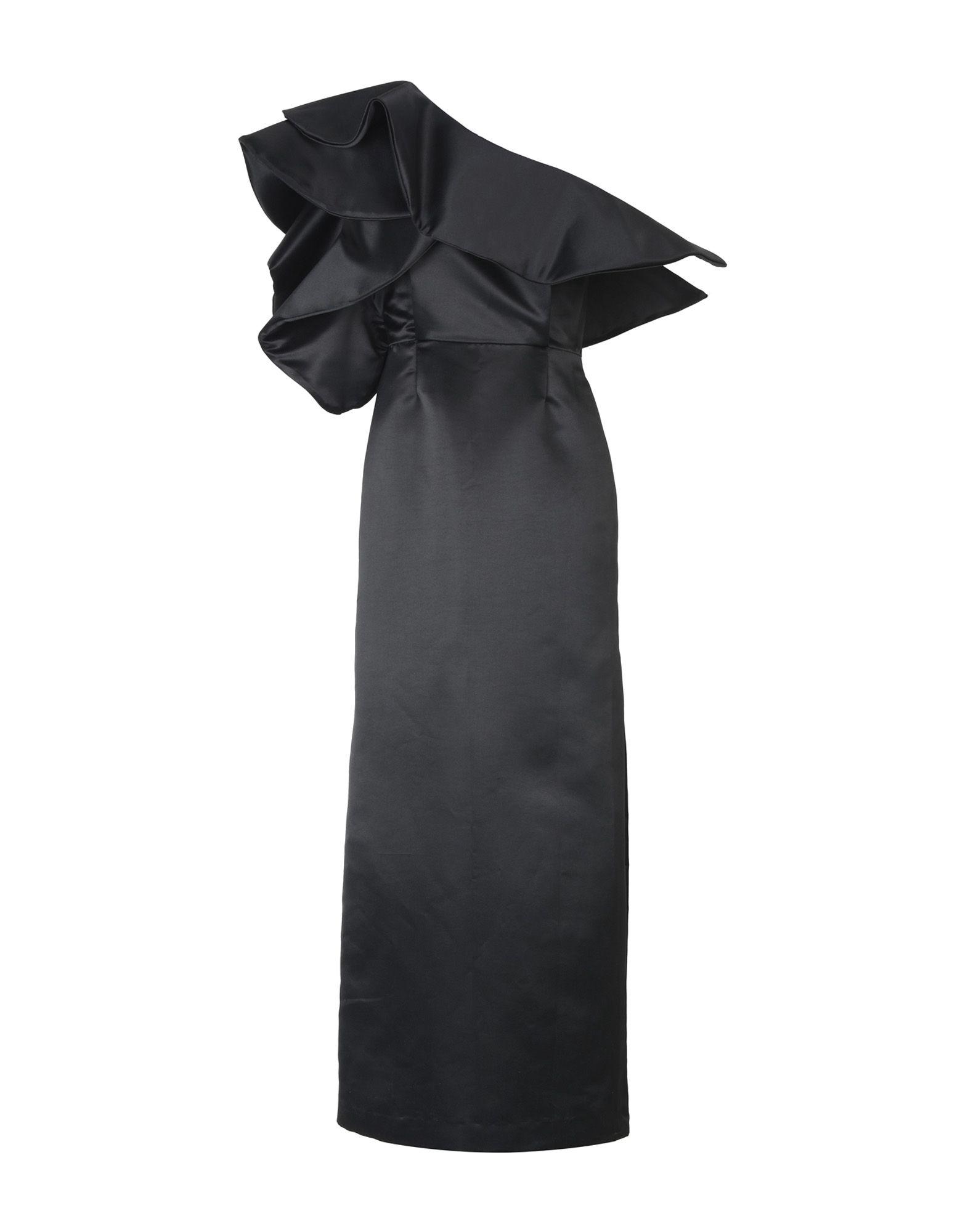 цена GIOVANNA NICOLAI Длинное платье онлайн в 2017 году
