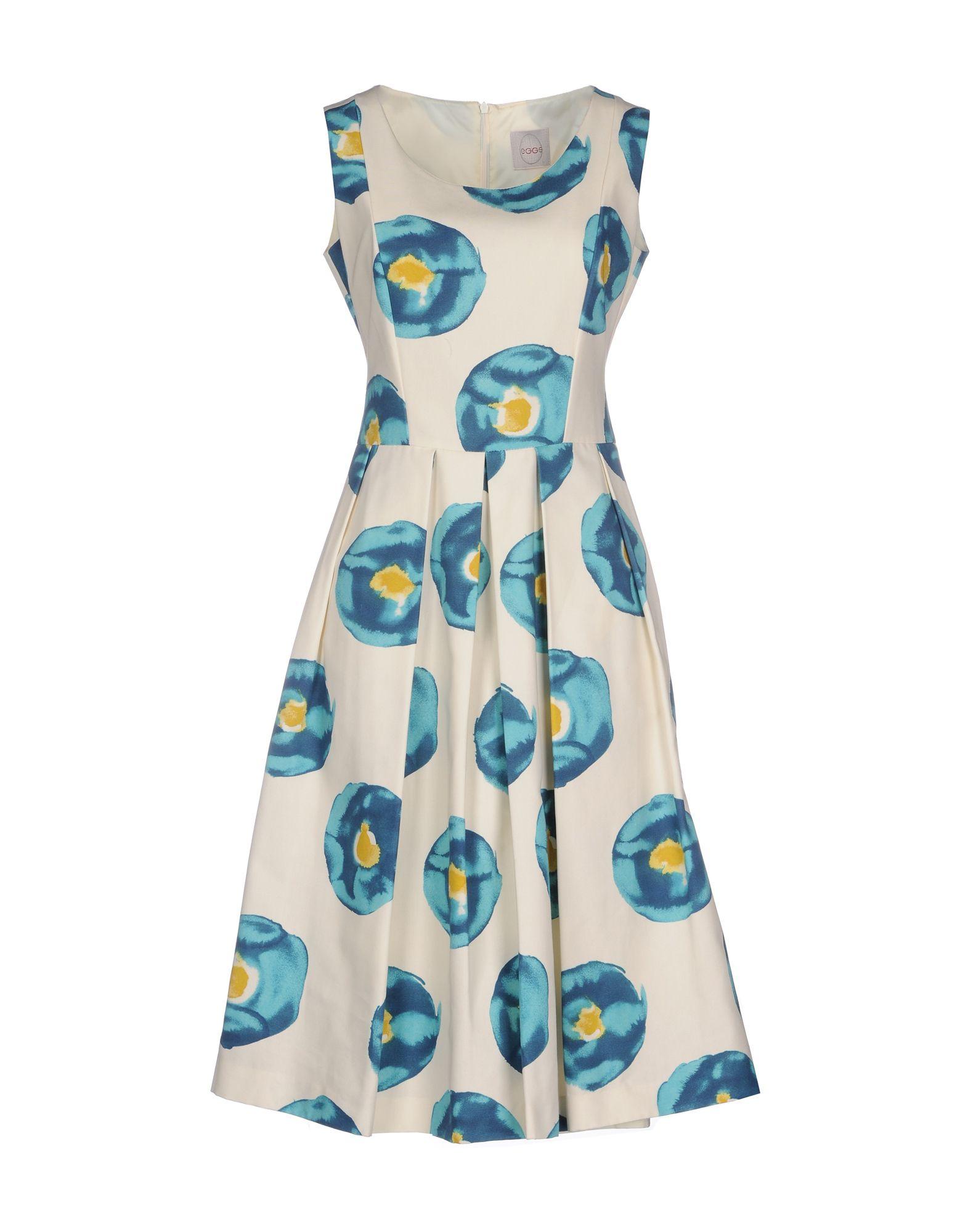 EGGS Платье до колена