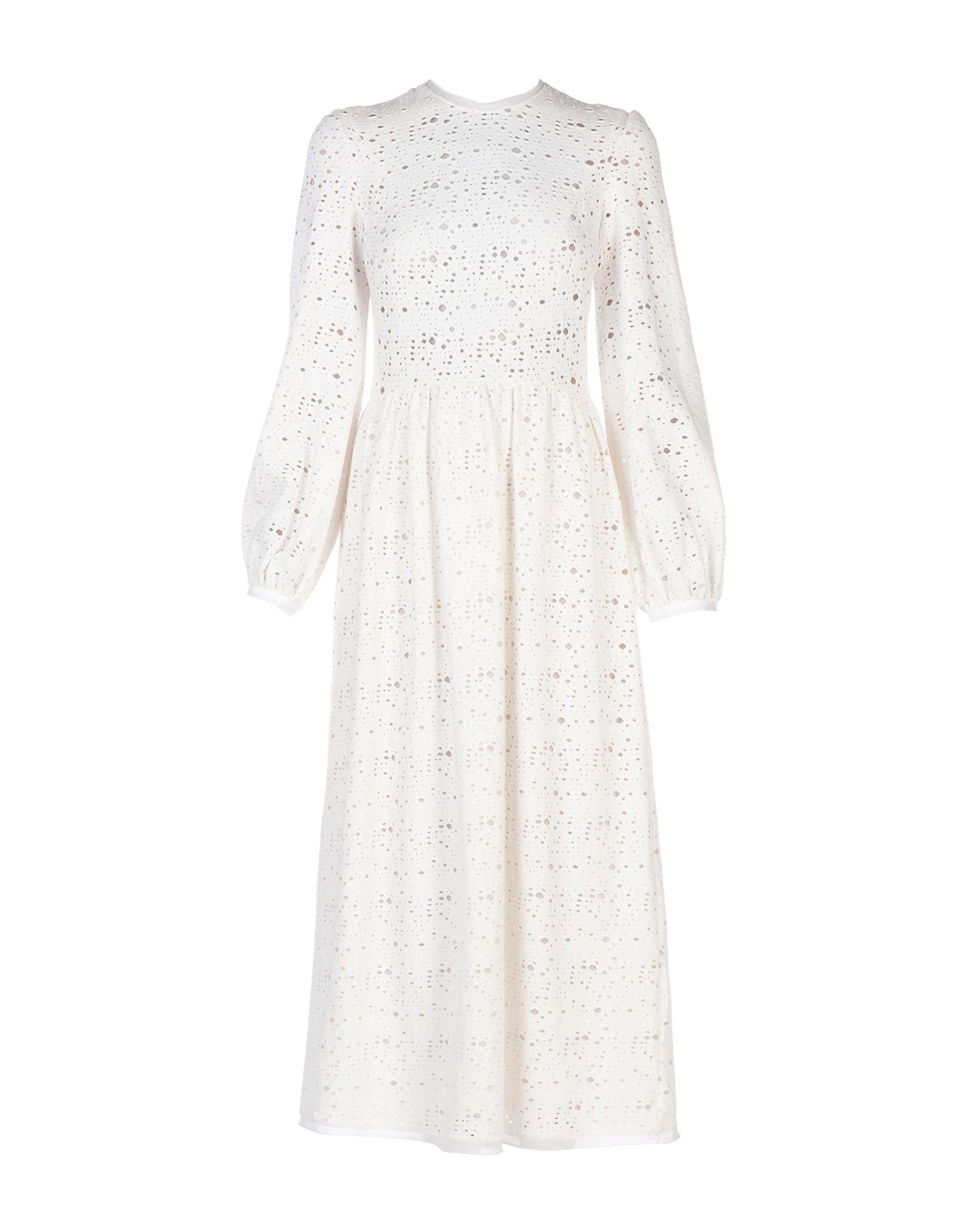 FRANCESCO SCOGNAMIGLIO Длинное платье francesco scognamiglio короткое платье