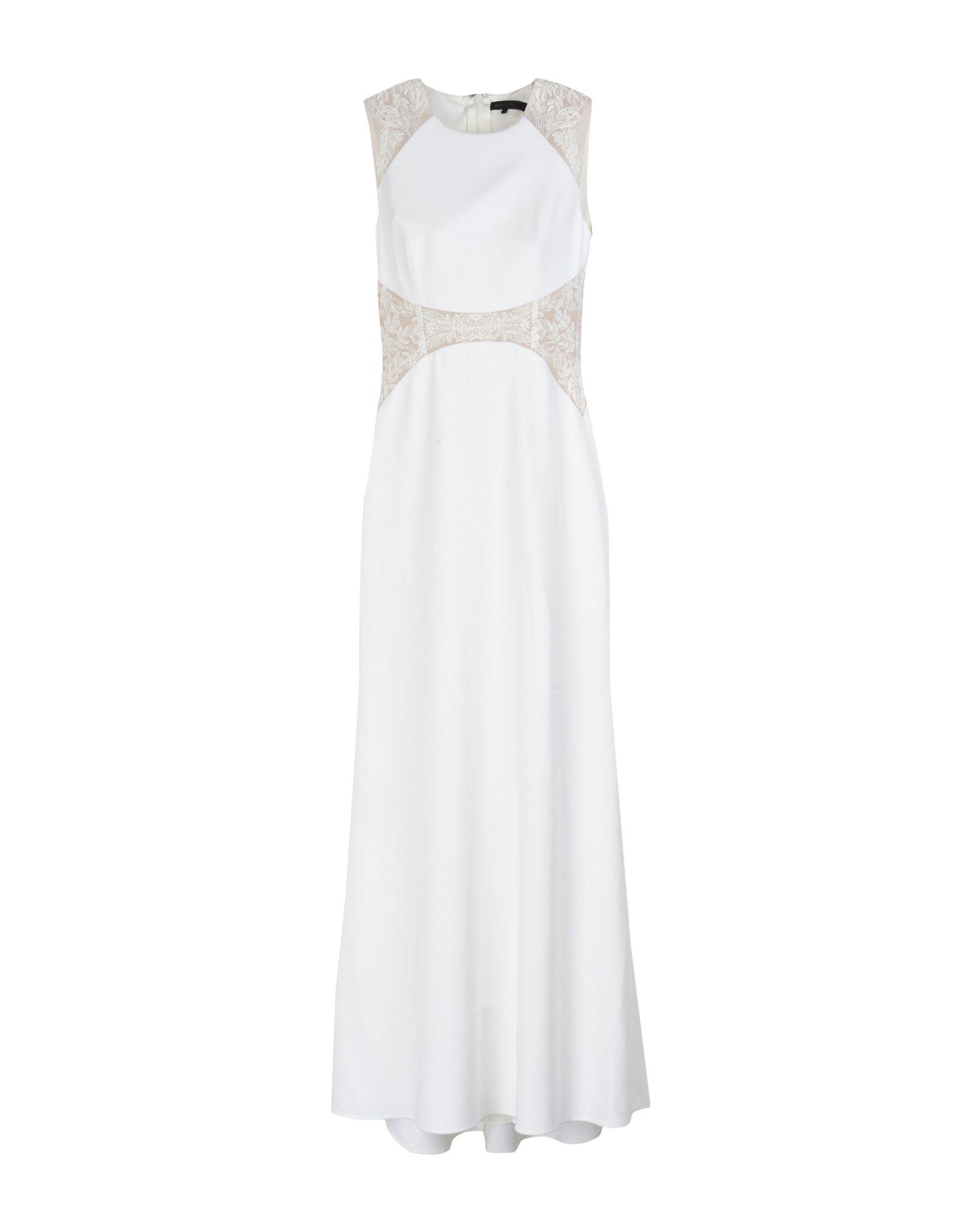 BCBGMAXAZRIA Длинное платье цены онлайн
