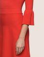 ARMANI EXCHANGE BELL SLEEVE SWEATER DRESS Mini dress Woman b