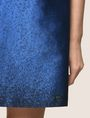ARMANI EXCHANGE OMBRE JACQUARD TEE DRESS Mini Dress Woman b