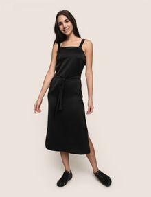 ARMANI EXCHANGE SQUARE NECK MIDI DRESS Midi dress Woman d