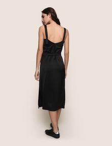 ARMANI EXCHANGE SQUARE NECK MIDI DRESS Midi dress Woman e