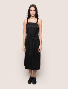 ARMANI EXCHANGE SQUARE NECK MIDI DRESS Midi dress Woman f