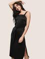 ARMANI EXCHANGE SQUARE NECK MIDI DRESS Midi dress Woman a