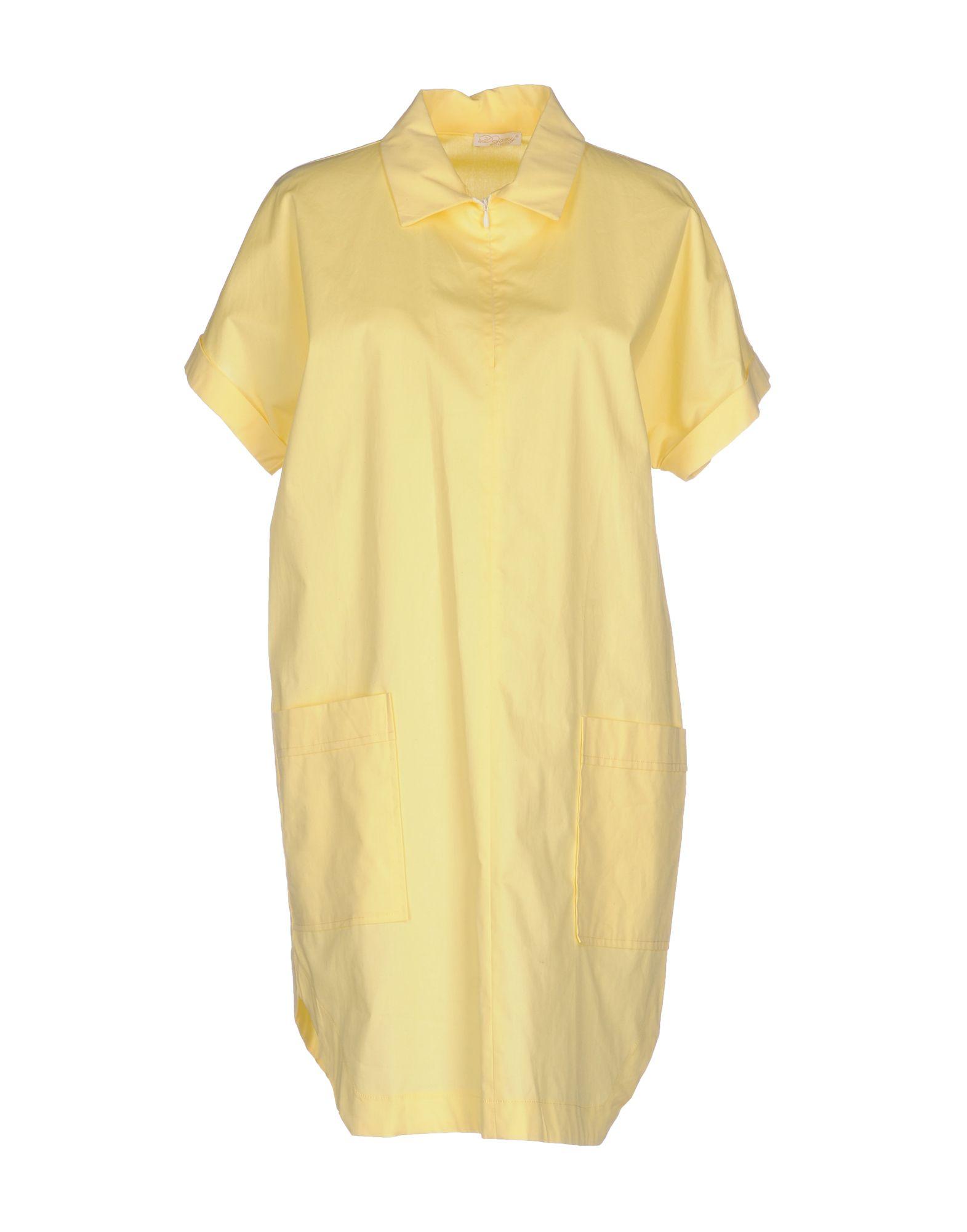 DEJAMY Короткое платье achillea короткое платье