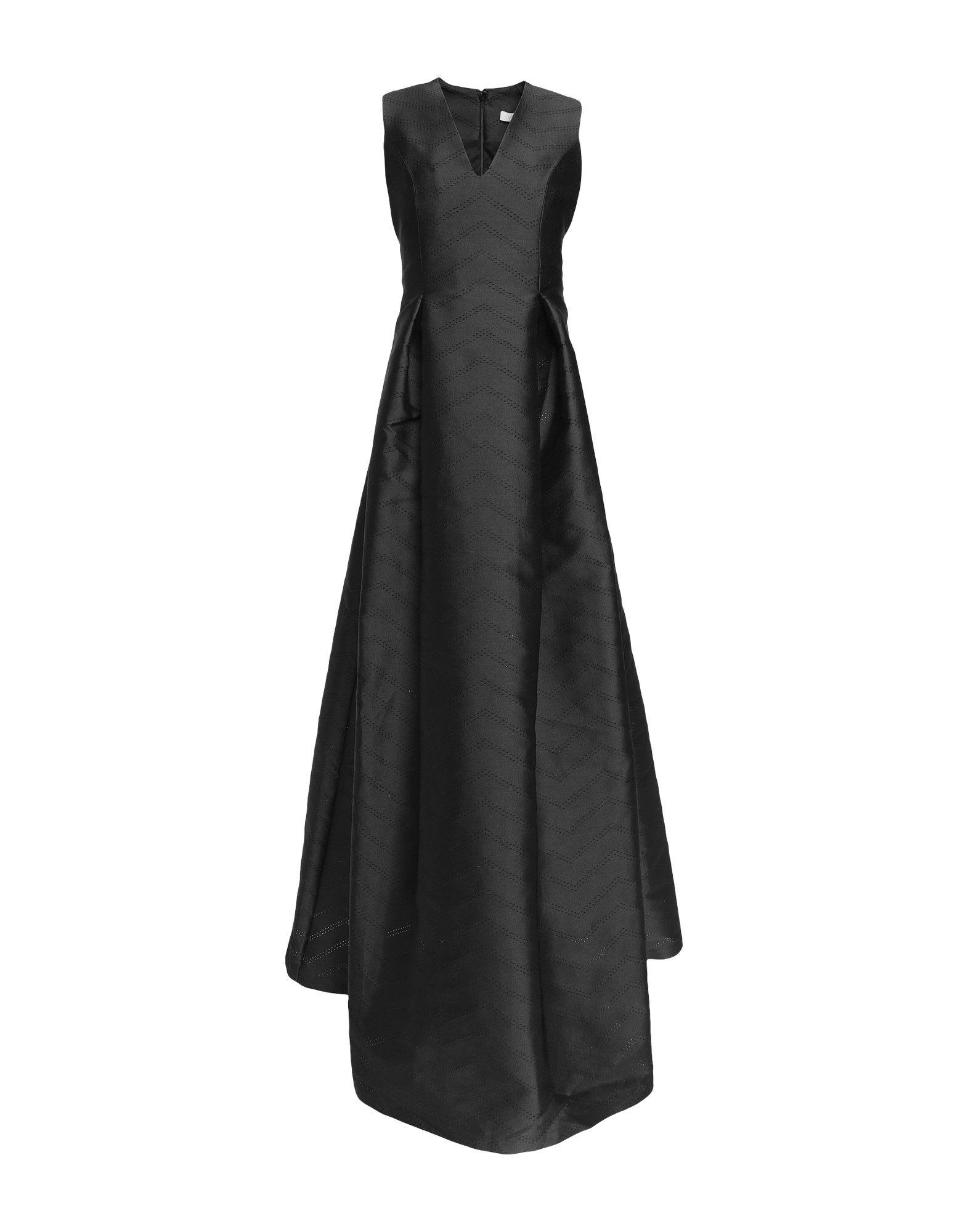 ALEXIS Длинное платье alexis топ из жоржета