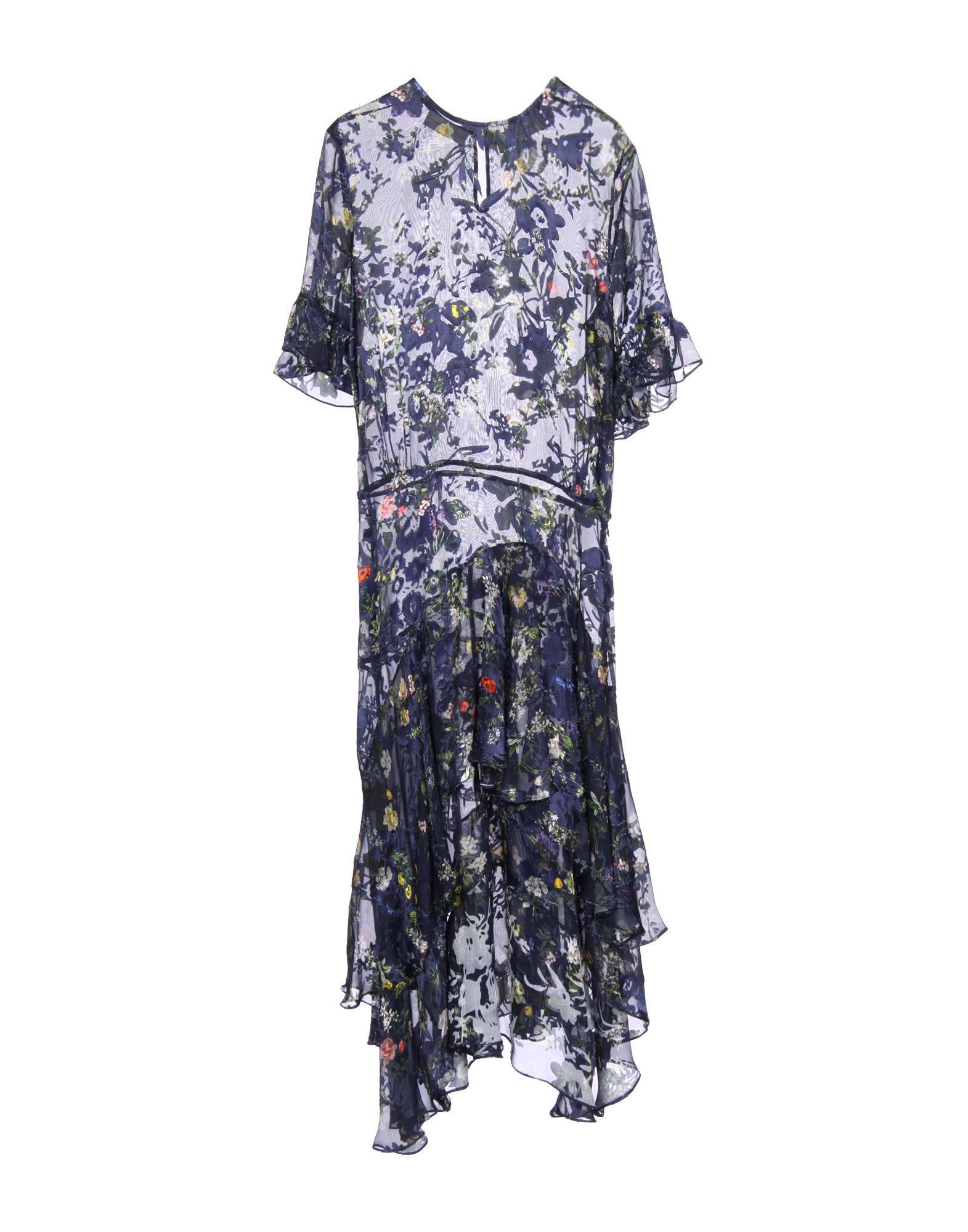 PREEN by THORNTON BREGAZZI Длинное платье