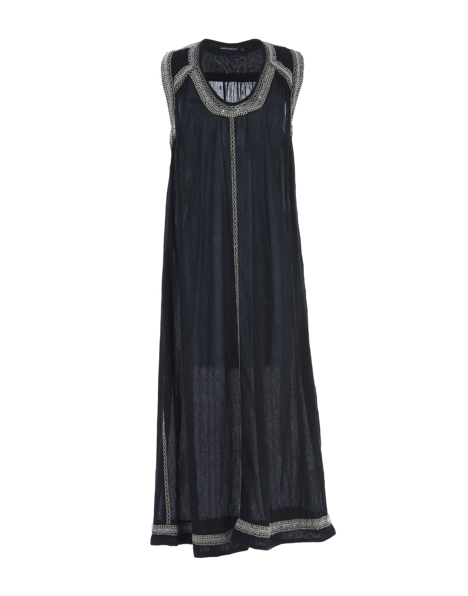 ANTIK BATIK Длинное платье antik batik сандалии