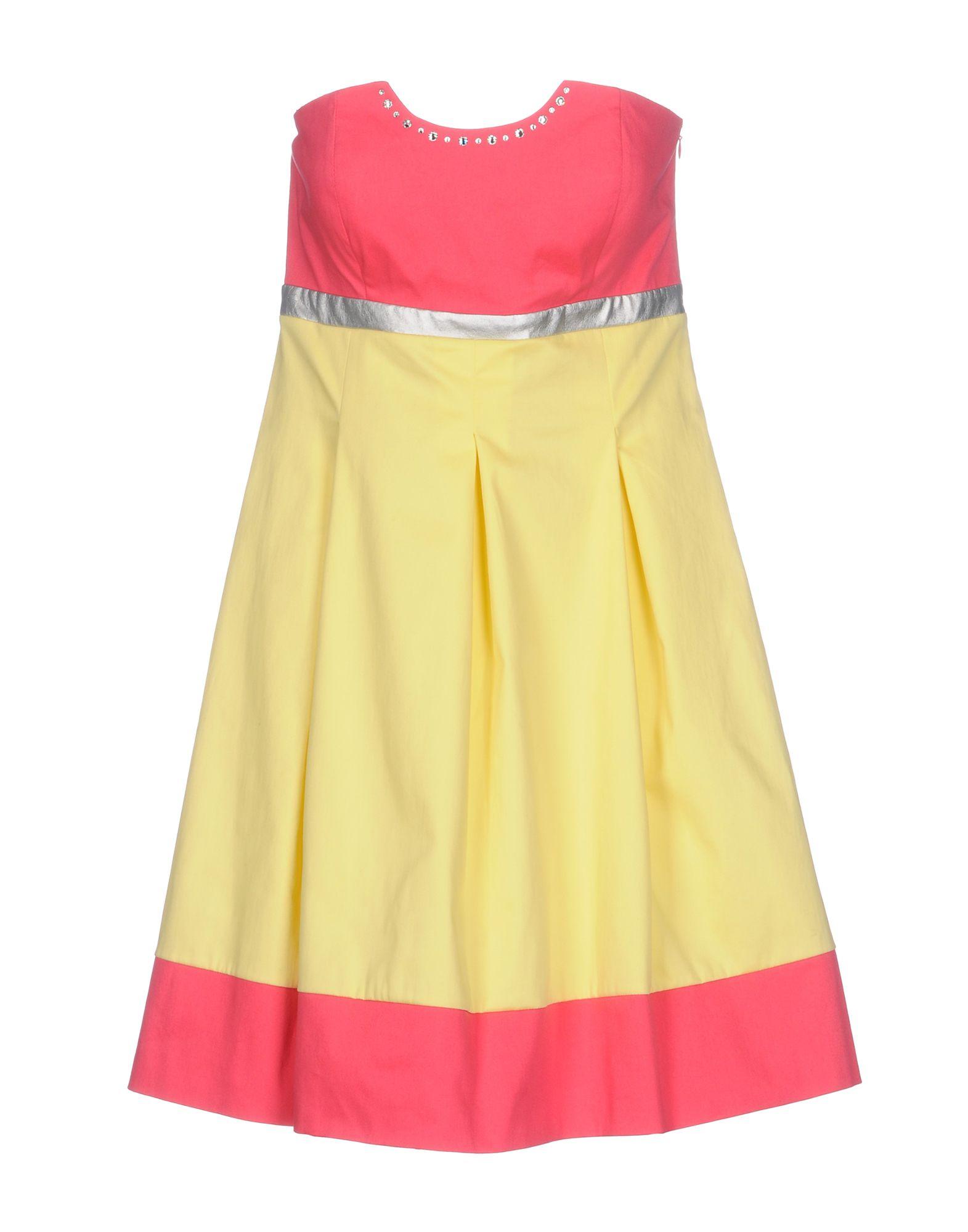 SOANI Короткое платье fornarina короткое платье