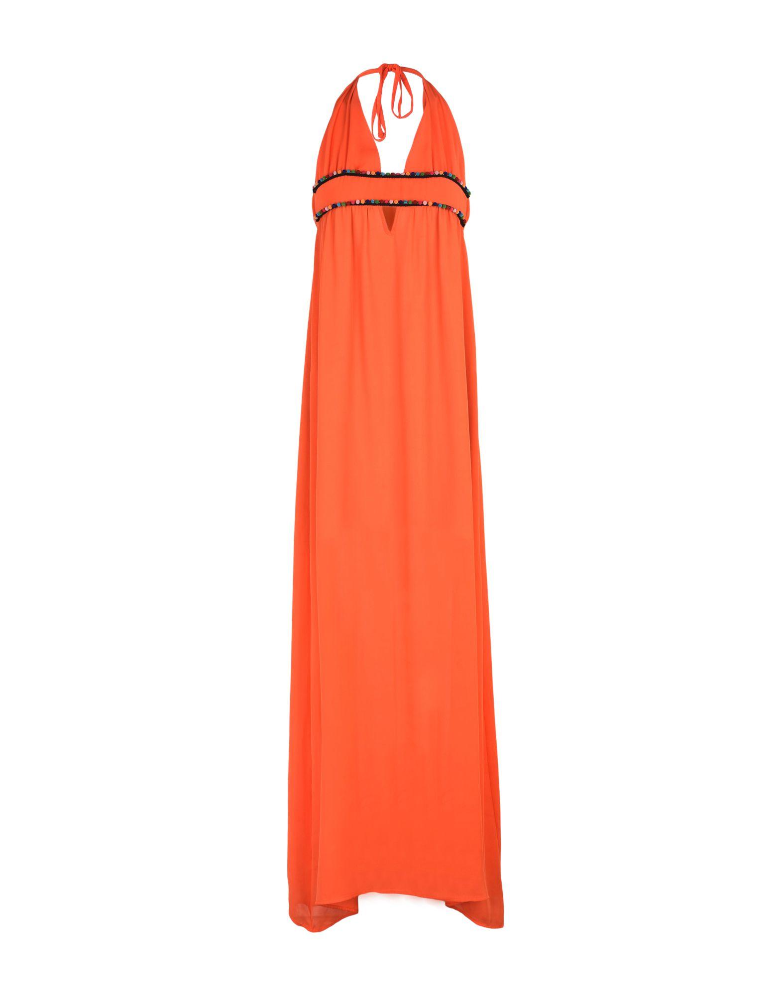 ALMAGORES Длинное платье almagores короткое платье