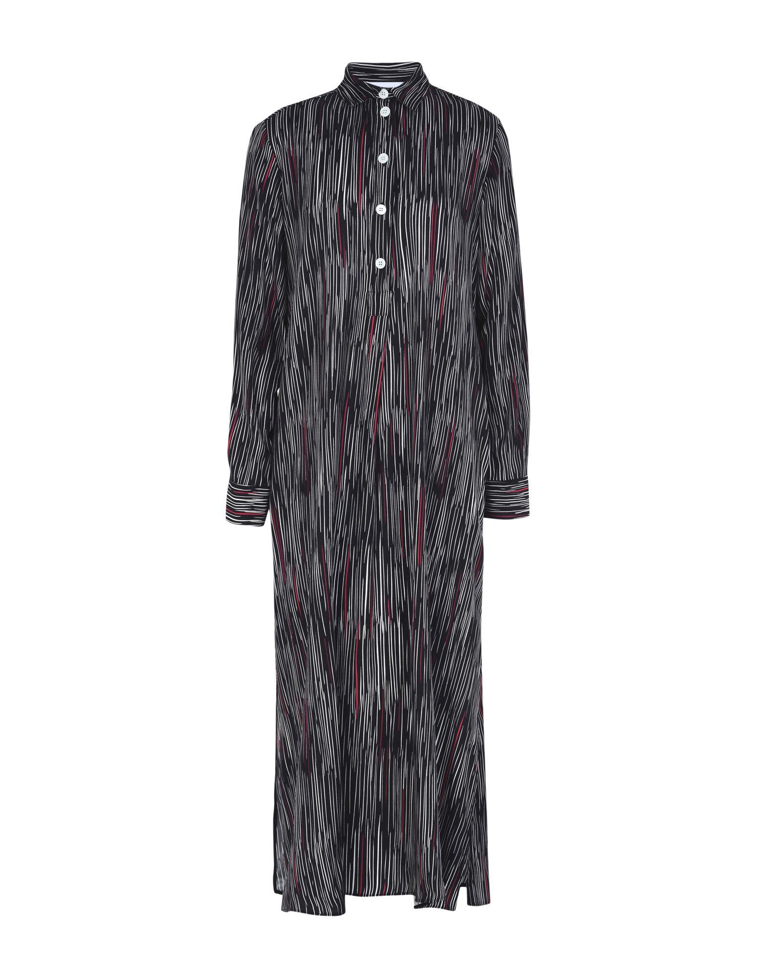 AGLINI Платье длиной 3/4 tenax платье длиной 3 4