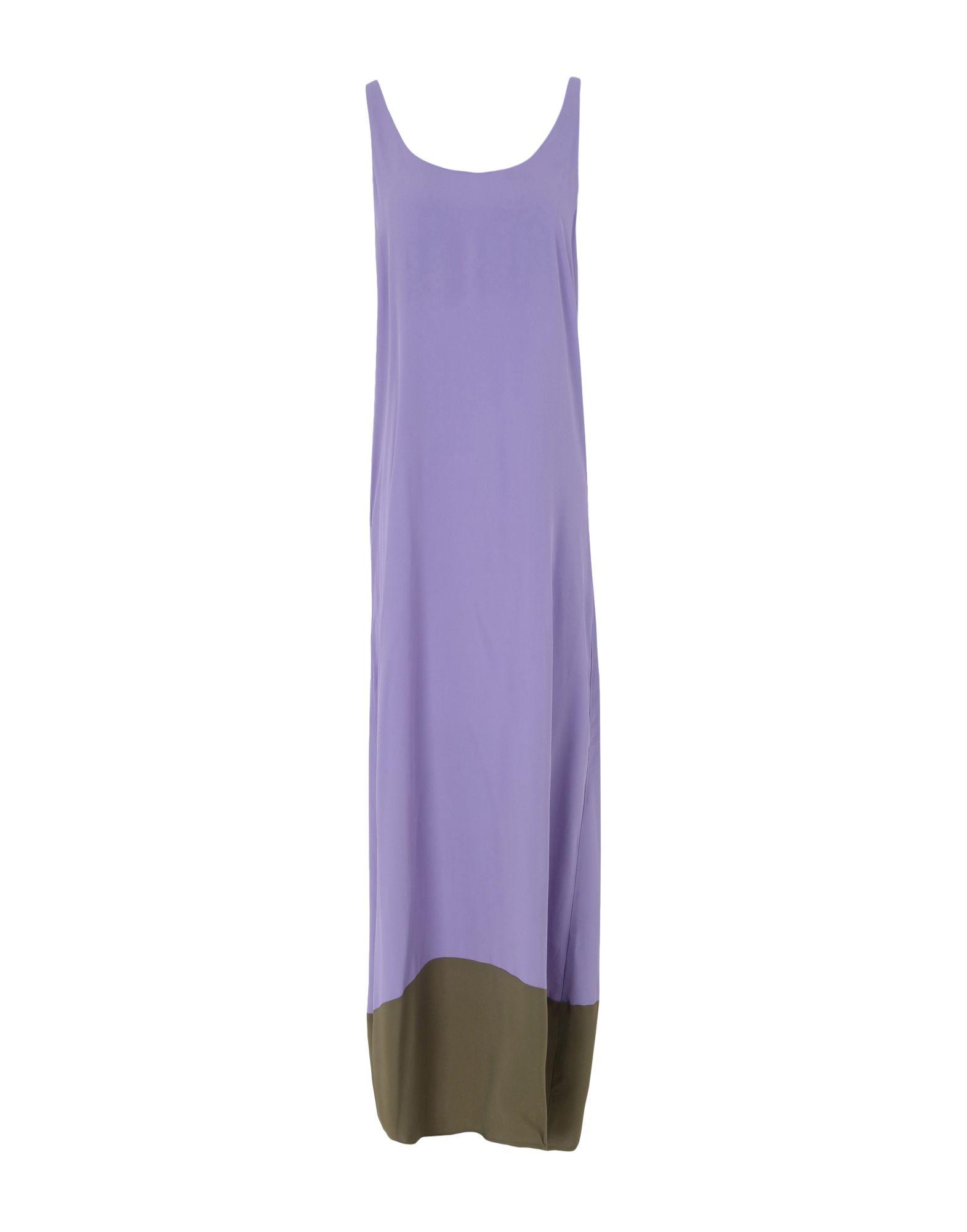 GARAGE NOUVEAU Длинное платье garage nouveau платье до колена